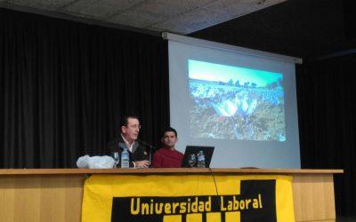 Jornadas del Azafrán en el I.E.S. Universidad Laboral